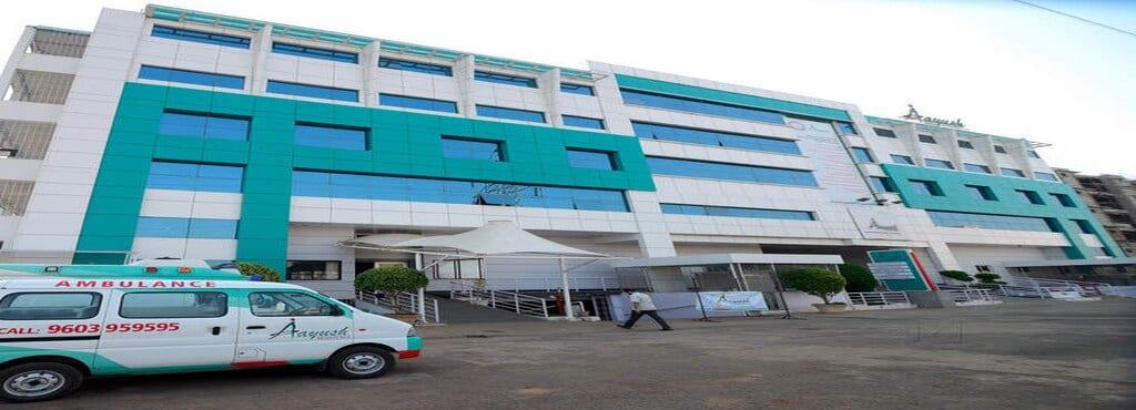 Aayush hospital Vijayawada
