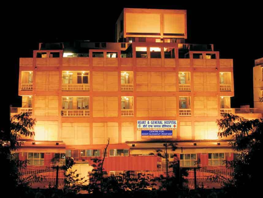 Heart & General Hospital, Jaipur