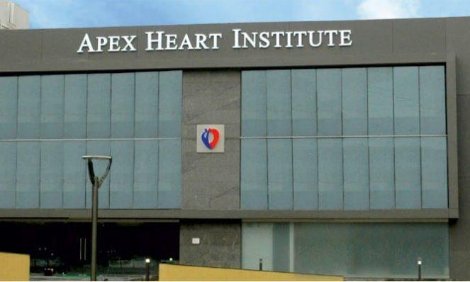 Apex Heart Institute Ahmadabad