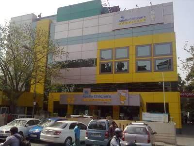Apollo Children's Hospital Chennai