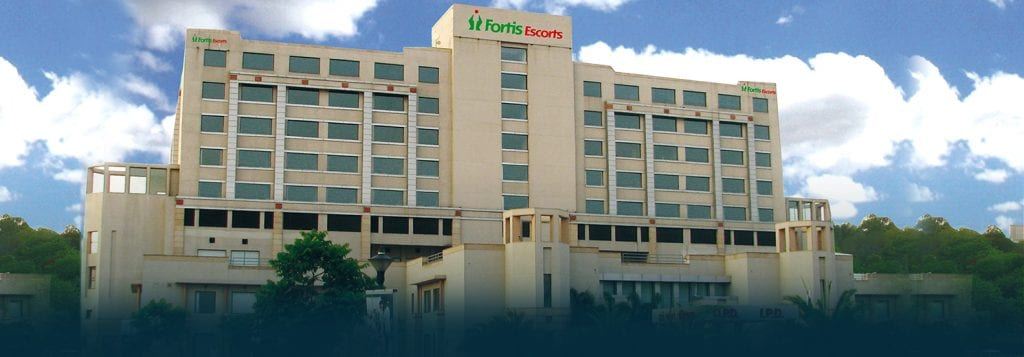 Escorts Fortis Hospital, Jaipur