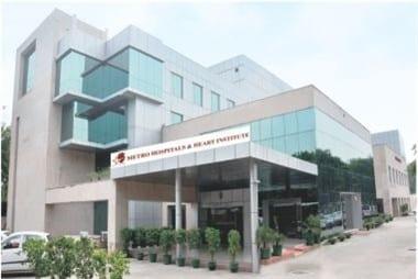 Metro Heart Institute Gurgaon