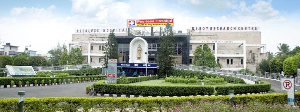Peerless Hospitex Hospital & Research Centre Limited, Kolkata