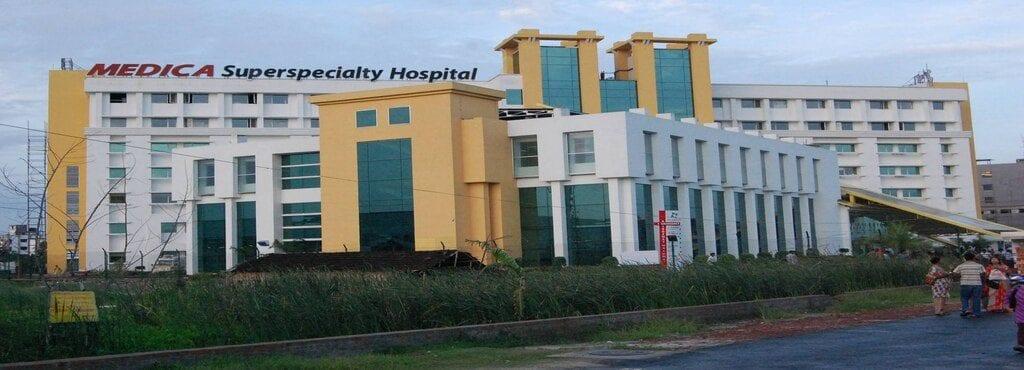 Medica Superspeciality Hospital, Kolkata