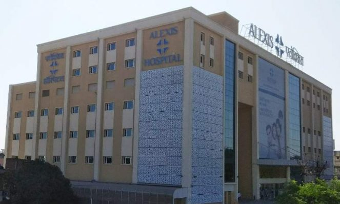 Alexis Hospital Nagpur