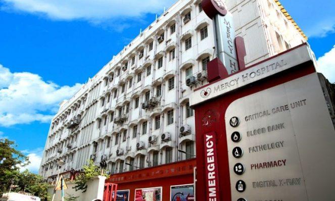 Mercy Hospital Kolkata