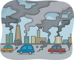 Impact of Air Pollution on Healthcare