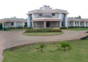 KLE University's Ayurved Hospital Karnataka