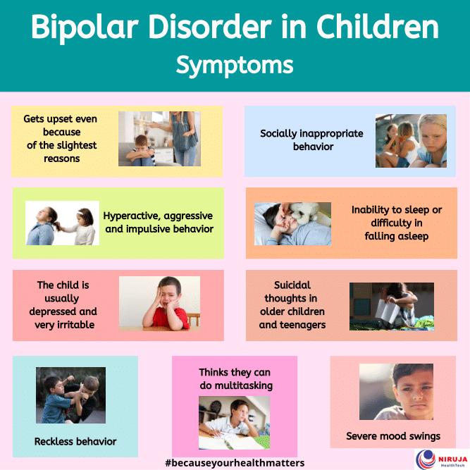 Bipolar Disorder in Children: Symptoms
