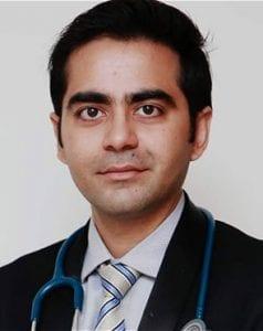 Dr. Manish Hinduja