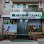Sharp Sight Centre (Group of Eye hospitals), Delhi, India