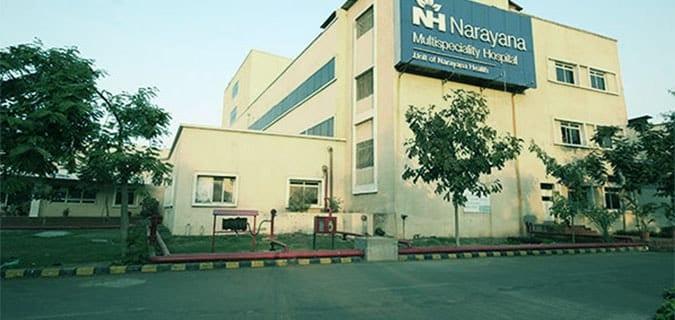 Narayana Hospital Ahmedabad