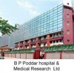 B.P Poddar Hospital & Medical Research Ltd., Kolkata