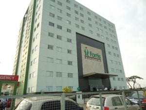 Fortis Hospitals Limited, Kolkata