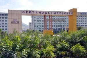 Geetanjali Medical College & Hospital, Udaipur
