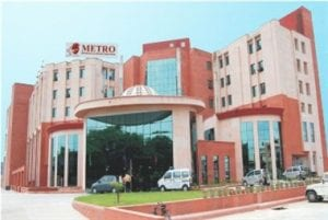 Metro MAS Heart Care & Multispecialty Hospital, Jaipur