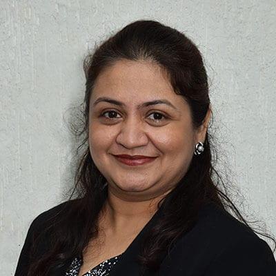 Dr. Purvi Patel
