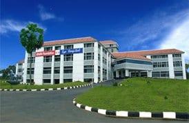 Ahalia Foundation's Eye Hospital