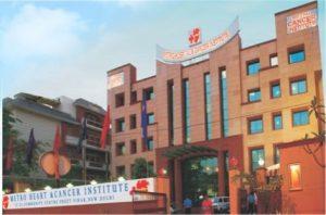 Metro Cancer Hospital Delhi